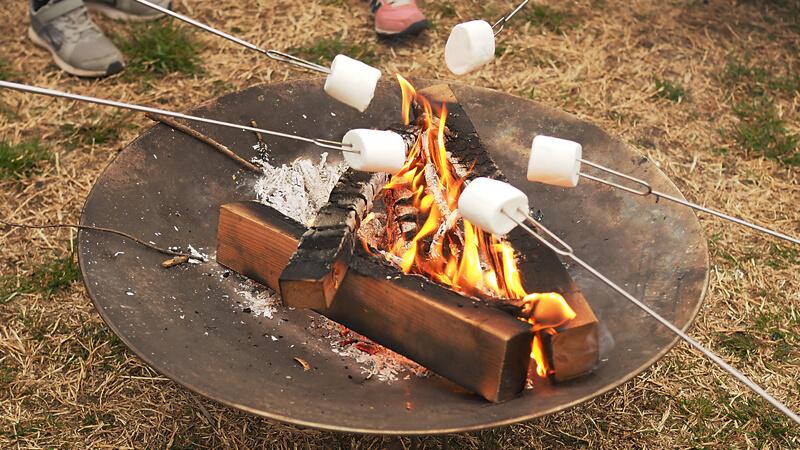 火育イベントマシュマロ